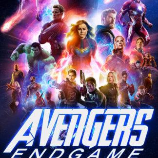 BIG GAME Avengers Endgame